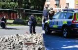 Kristianstad'da bir kişi vuruldu