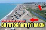 Türkiye'nin en sıra dışı sahili!