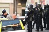 Uppsala saldırganına Helsingborg'da operasyon