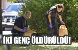İsveç'te iki genç öldürüldü!