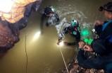 Mağara'da kaybolan futbol takımı oyuncuları bulundu