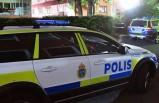 Malmö'de eve giren hırsız bir kişiyi vurdu