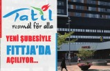 Tatil Resebyrå yeni şubesini Fittja Centrum'a açıyor