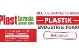 Yerli marka:  Plastik Fuarı Plast Eurasia 2018'e damga vuracak