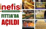 Nefis Baklava Fittja Centrum'da açıldı