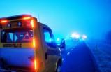 İsveç'te kışın gelişiyle trafik kazaları arttı