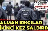 Irkçılar, iki ay içinde ikinci kez Türk lokantasına saldırdı