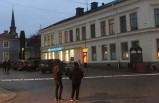 İsveç'te banka soygunu
