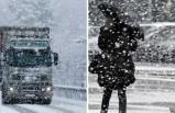 İsveç'te beyaz alarmı verildi - işte hava durumları