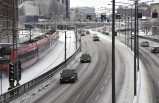 SMHI kar ve sert rüzgara karşı bir kez uyarıda bulundu