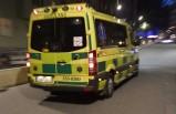 Stockholm'de eleştirilere rağmen ambulanslar bir noktaya toplandı