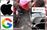 Dünya devleri: Haftada 6 gün, 1,5 dolara çocuk işçi çalıştırdılar!