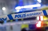 Göteborg'da bir kişi bıçaklandı