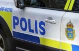 Göteborg'da polise taşlı saldırı