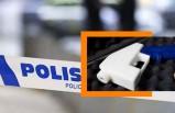 İsveç'te bir kadın 3 boyutlu yazıcıyı silaha çevirmiş