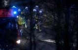 İsveç'te ev yangınında baba gözaltına alındı