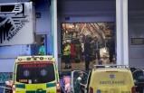 İsveç'te Post terminal rafları çöktü
