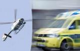 İsveç'te suya düşen iki kişiden biri kayıp aranıyor