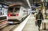 İsveç'te tren yolculuğu rekor kırdı