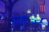 İsveç'te villa yangını - Bir kişi ağır yaralı
