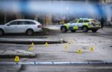 İsveç'teki çete cinayetlerinde kullanılan silahlar yanmış şekilde bulundu