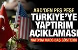 Kaos patladı! ABD'den peş peşe Türkiye'ye yaptırım çıkışı