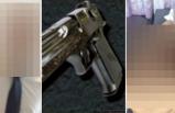 Silahla verilen pozlar delil sayıldı