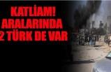 Somali'de bombalı saldırı: 2 Türk vatandaşı ve toplam 90 kişi hayatını kaybetti