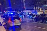 Stockholm'deki gece kulübünde kavga