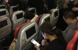 Türkiye yeni yılda uçuşta telefonlarını kapatmayan ve sigara içenlere cezaları artıracak