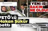 FETÖ'cü Hakan Şükür battı! Yeni işi taksi şoförlüğü