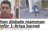 İsveç bebeğin yanında annesini öldüren bu caniyi konuşuyor