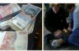 İsveç'te 2,5 milyon kronu yurt dışına çıkarırken Havalanında tutuklandı