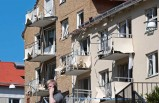 İsveç'te patlamadan etkilenen binanın 8 aydır tadilatı bitmedi