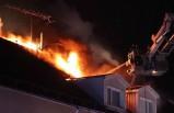 İsveç'te saatlerce süren yangın büyük paniğe neden oldu