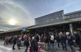 Malmö - Kopenhag arası trenlerde ulaşım sorunu
