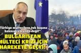 Bulgaristan'dan Türkiye'ye destek: Türkiye mültecilere tek başına bakmak zorunda değil