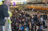 Danimarka diken üstünde: Kopenhag havalimanında Coronavirüs paniği