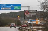 Dennis Fırtınası İsveç'te etkili olmaya başladı -  Feribotlar iptal, köprüler trafiğe kapatıldı