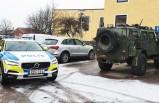 İsveç'te askeri araçlar çalındı