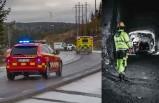 İsveç'te maden ocağında yangın! 850 metre derinlikte 130 kişi sıkıştı!
