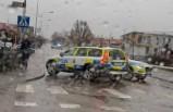 İsveç'teki okul dışında yaralı bulunan kişi kurtarılamadı