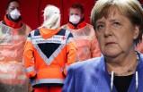 Almanya'da 2'den fazla kişinin bir araya gelmesi yasaklandı