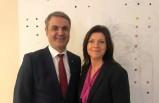 İsveç girişim ve çalışma bakanı ortak basın toplantısı düzenledi