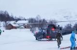 Norveç'te kaybolan turist baygın halde bulundu