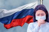 Rusya'da koronavirüs vakası arttı