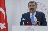 Sağlık bakanı açıkladı: Türkiye'de vaka sayısı arttı