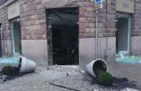 Stockholm merkezindeki bir kafeye el bombası atıldı