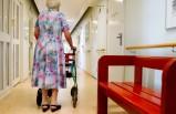 Stockholm'de yaşlı bakım evlerine ziyaret yasağı geldi
