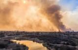 Büyük felakete ramak kala: Çernobil Nükleer Santrali yakınındaki yangın söndürüldü